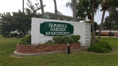 8555 112TH Street UNIT 204, Seminole, FL 33772 - MLS#: U7851360