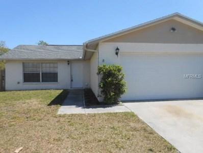 3720 McCloud Street, New Port Richey, FL 34655 - MLS#: U7851449