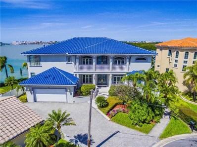 12550 5TH Street E, Treasure Island, FL 33706 - MLS#: U7851457