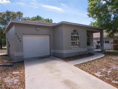 2700 N 62ND Terrace N UNIT N, St Petersburg, FL 33702 - MLS#: U7851507