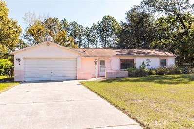 1260 Meredith Drive, Spring Hill, FL 34608 - MLS#: U7851759