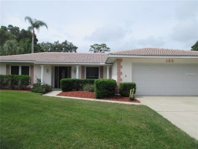 165 Patty Ann Boulevard, Palm Harbor, FL 34683 - MLS#: U7851859