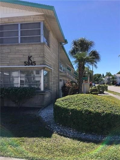 5945 21ST Street N UNIT 2, St Petersburg, FL 33714 - MLS#: U7852077