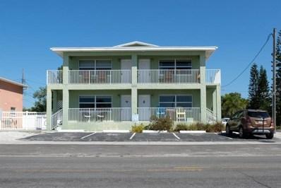 5601 Shore Boulevard S UNIT 2C, Gulfport, FL 33707 - MLS#: U7852115