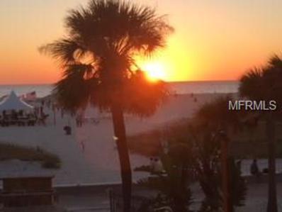 10650 Gulf Boulevard UNIT 240, Treasure Island, FL 33706 - MLS#: U7852140