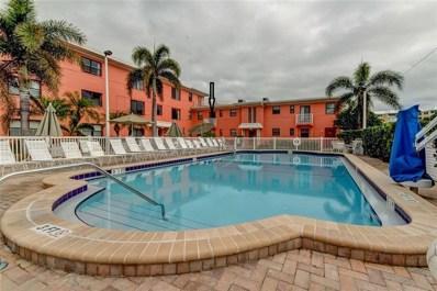 6800 Sunset Way UNIT 501, St Pete Beach, FL 33706 - MLS#: U7852230