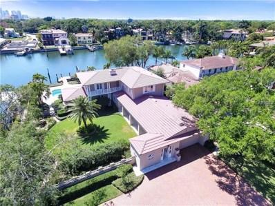 1255 Brightwaters Boulevard NE, St Petersburg, FL 33704 - MLS#: U7852293