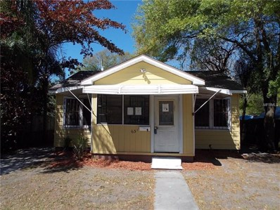 651 15TH Avenue S, St Petersburg, FL 33701 - MLS#: U7852348