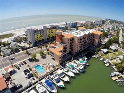 13235 Gulf Boulevard UNIT 401, Madeira Beach, FL 33708 - MLS#: U7852409