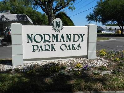 1411 Normandy Park Drive UNIT 6, Clearwater, FL 33756 - MLS#: U7852661