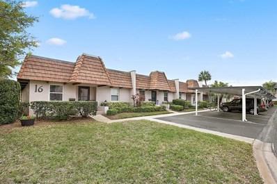 1601 Cordova Green UNIT 1601, Seminole, FL 33777 - MLS#: U7852664