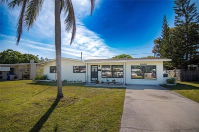 2660 56TH Street N, St Petersburg, FL 33710 - MLS#: U7852722
