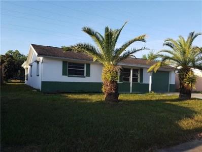 5830 Elena Drive, Holiday, FL 34690 - MLS#: U7852818