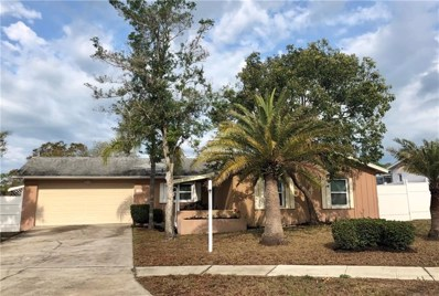 1404 Burnt Oak Street, Tarpon Springs, FL 34689 - MLS#: U7852950