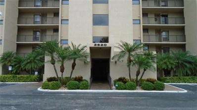 2620 Cove Cay Drive UNIT 506, Clearwater, FL 33760 - MLS#: U7853088