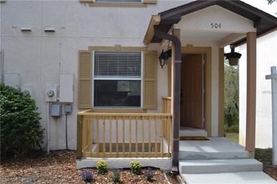 504 Brigadoon Drive, Clearwater, FL 33759 - MLS#: U7853122