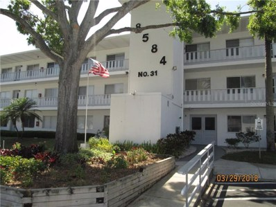 8584 111TH Street UNIT 104, Seminole, FL 33772 - MLS#: U7853290