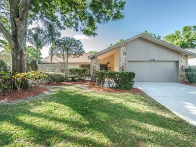 2992 Pinewood Run, Palm Harbor, FL 34684 - MLS#: U7853297