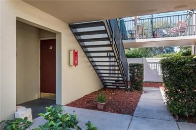 1799 N Highland Ave UNIT D29, Clearwater, FL 33755 - MLS#: U7853411