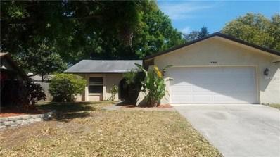 485 Belmist Court, Dunedin, FL 34698 - MLS#: U7853431