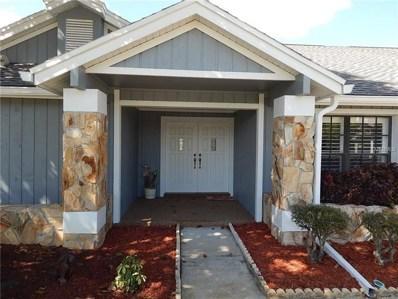 749 Centerwood Drive, Tarpon Springs, FL 34688 - MLS#: U7853434