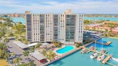 10355 Paradise Boulevard UNIT 806, Treasure Island, FL 33706 - MLS#: U7853525