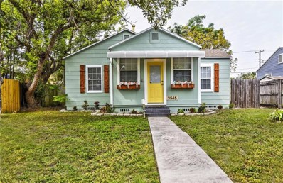 3545 Dartmouth Avenue N, St Petersburg, FL 33713 - MLS#: U7853583
