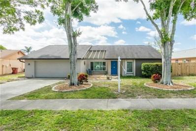 1524 Foxboro Drive W, Palm Harbor, FL 34683 - MLS#: U7853700
