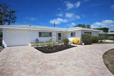 4206 Poinsettia Drive, St Pete Beach, FL 33706 - MLS#: U7853738