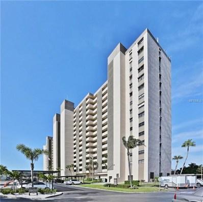 7050 Sunset Drive S UNIT 1602, South Pasadena, FL 33707 - MLS#: U7853816