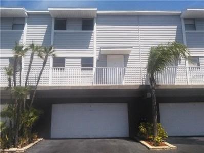 19823 Gulf Boulevard UNIT 39, Indian Shores, FL 33785 - MLS#: U7853990