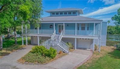 641 N Mayo Street, Crystal Beach, FL 34681 - MLS#: U7853995