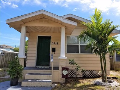 3918 1ST Avenue N, St Petersburg, FL 33713 - MLS#: U7854208
