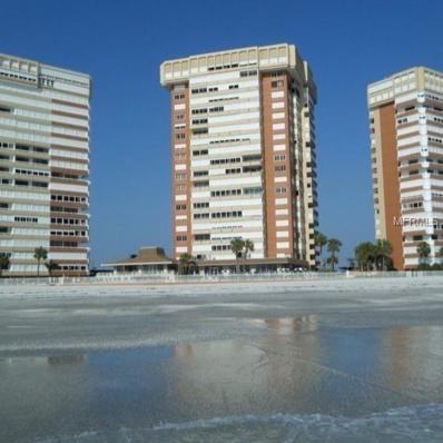 17920 Gulf Blvd Unit 301 UNIT 301, Redington Shores, FL 33708 - MLS#: U7854241