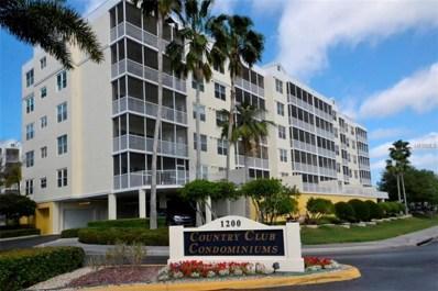 1200 Country Club Drive UNIT 4203, Largo, FL 33771 - MLS#: U7854266