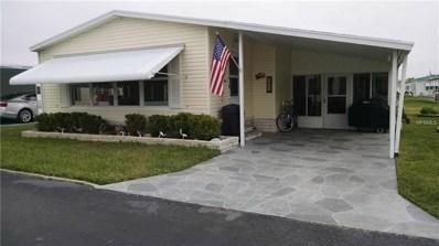 2044 Kona Drive, Holiday, FL 34691 - MLS#: U7854274