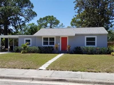 1334 Tyrone Boulevard N, St Petersburg, FL 33710 - MLS#: U7854309