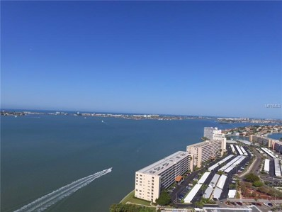 5900 Shore Boulevard S UNIT 509, Gulfport, FL 33707 - MLS#: U7854413