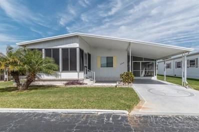 2044 Manoa Drive, Holiday, FL 34691 - MLS#: U7854416