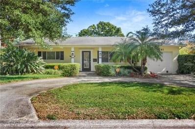 4541 21ST Avenue N, St Petersburg, FL 33713 - MLS#: U7854492