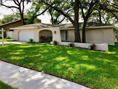 1027 Spanish Oaks Boulevard, Palm Harbor, FL 34683 - MLS#: U7854543