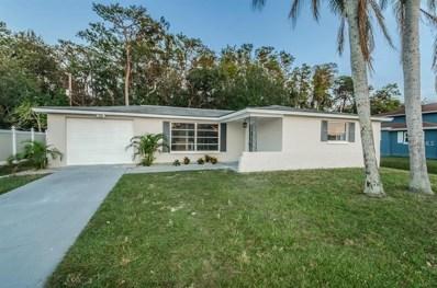 3400 Bainbridge Drive, Holiday, FL 34691 - MLS#: U7854696