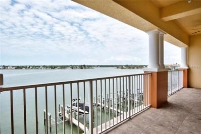 17715 Gulf Boulevard UNIT 405, Redington Shores, FL 33708 - MLS#: U7854706