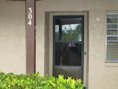 601 N Hercules Avenue UNIT 304, Clearwater, FL 33765 - MLS#: U8000164