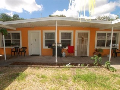 1465 Park Street, Clearwater, FL 33755 - MLS#: U8000324