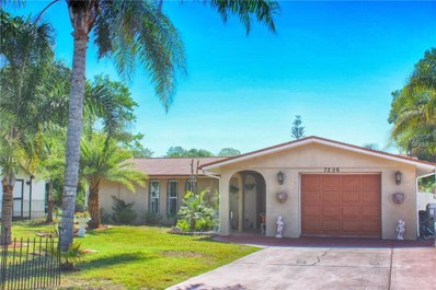 7206 Cedar Point Drive, New Port Richey, FL 34653 - MLS#: U8000464