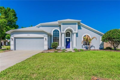 4761 Stoneview Circle, Oldsmar, FL 34677 - MLS#: U8000484