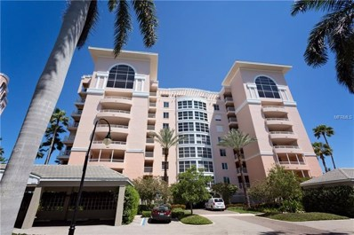 4991 Bacopa Lane S UNIT 801, St Petersburg, FL 33715 - MLS#: U8000505