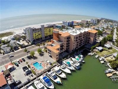 13235 Gulf Boulevard UNIT 412, Madeira Beach, FL 33708 - MLS#: U8000526