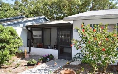 7336 Parkside Villas Drive N, St Petersburg, FL 33709 - MLS#: U8000550